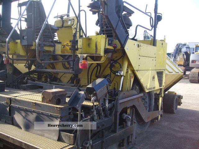 1995 ABG  Titan 273 Construction machine Road building technology photo