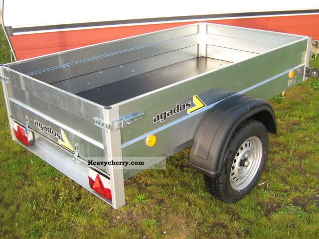 2011 Agados  Handy 3 new vehicles at a special price Trailer Trailer photo