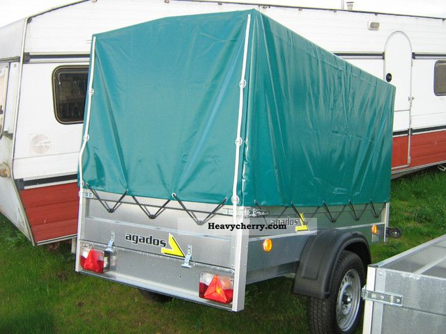 2011 Agados  3 mobile phone with high cover at a special price NEW Trailer Trailer photo