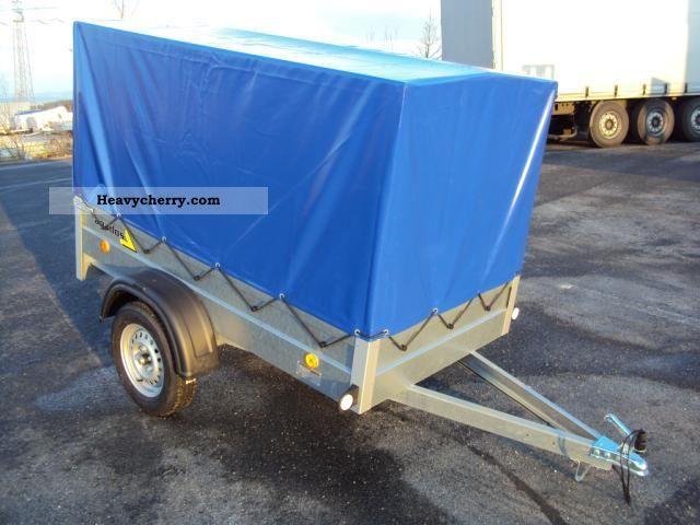 2011 Agados  Phone 750 kg trailer plan Trailer Trailer photo