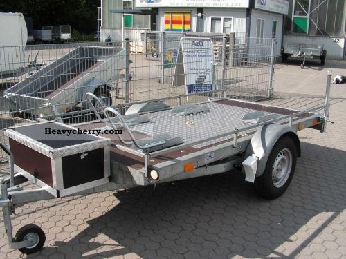 2004 Agados  SMA-31 Trailer Platform photo