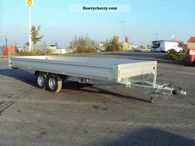 2011 Agados  DONA 356 121 Trailer Trailer photo