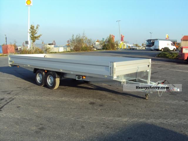 2011 Agados  DONA 356 124 Trailer Trailer photo