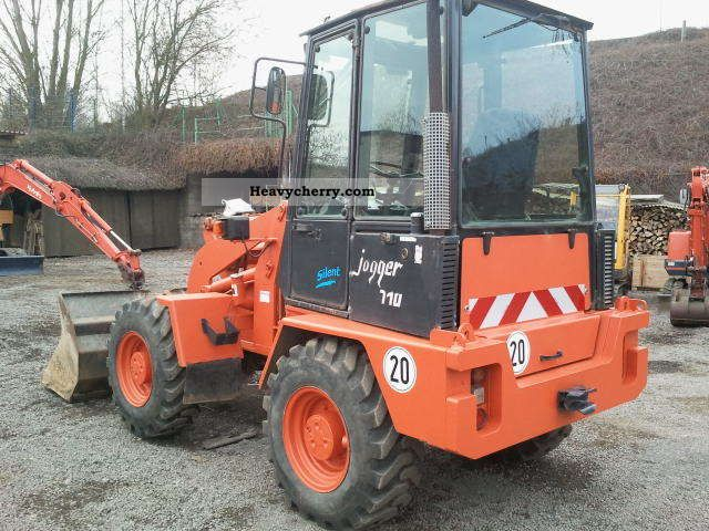 1995 Ahlmann  AL 70, very good condition Construction machine Wheeled loader photo