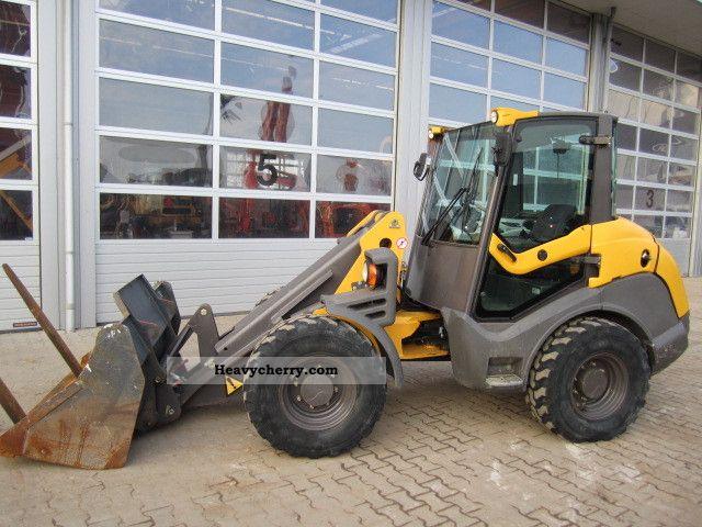2008 Ahlmann  AX85 Construction machine Wheeled loader photo