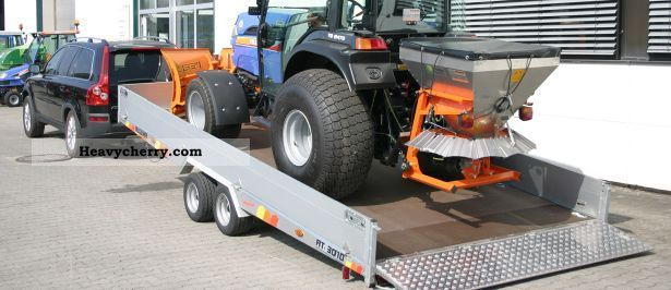 2011 Algema  K 3010 4620 Trailer Trailer photo