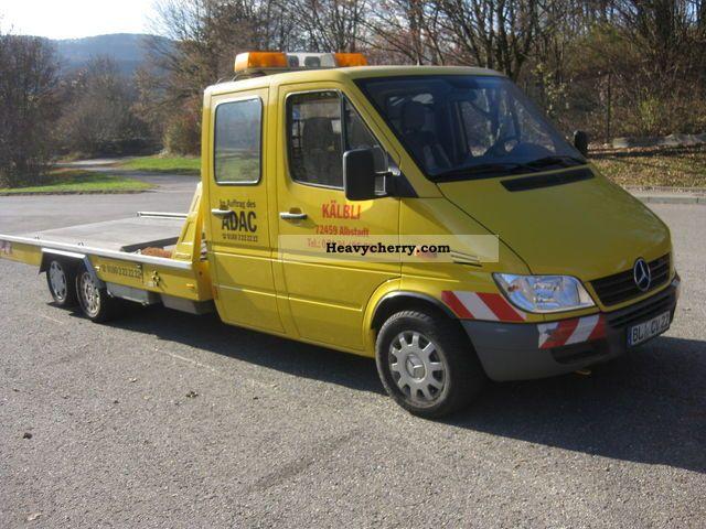2003 Algema  Flash loader design Van or truck up to 7.5t Car carrier photo