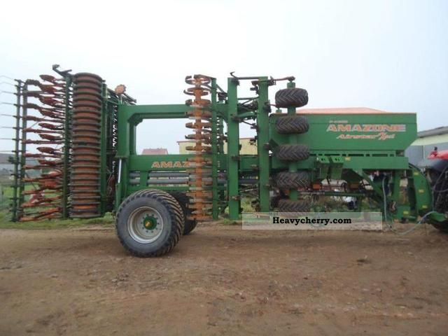 2000 Amazone  Airstar X-Act 602 Agricultural vehicle Seeder photo