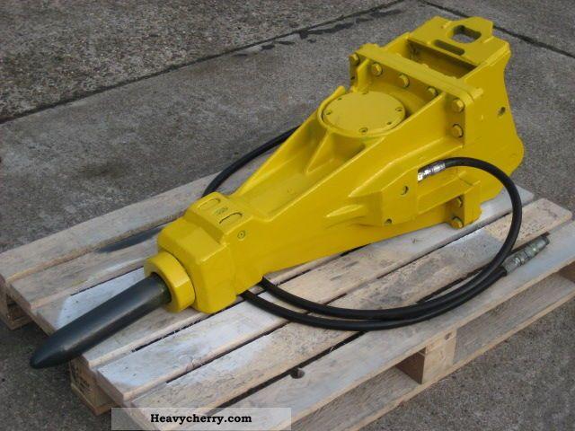 2001 Atlas  Hydraulic hammer ATLAS COPCO SBC 410 Schnellw II. Construction machine Construction Equipment photo