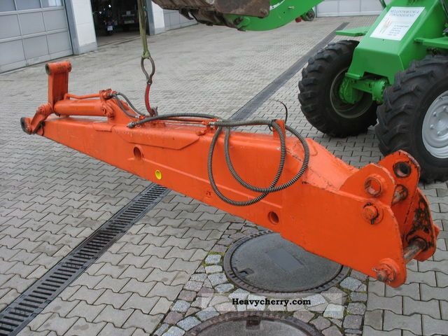 2011 Atlas  Baggerarmverlängerung 4meter for Series 04 Construction machine Other substructures photo