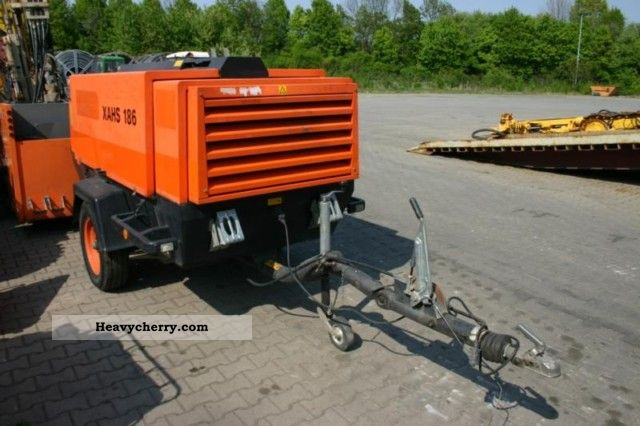 2003 Atlas  XAHS Copco Compressor 2 x 186 DDNa available Construction machine Other construction vehicles photo
