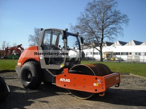 2007 Atlas  ATLAS AW 1070 Construction machine Rollers photo