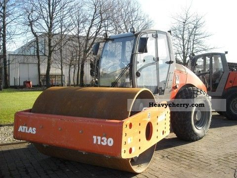 2009 Atlas  ATLAS AW 1130 Construction machine Rollers photo