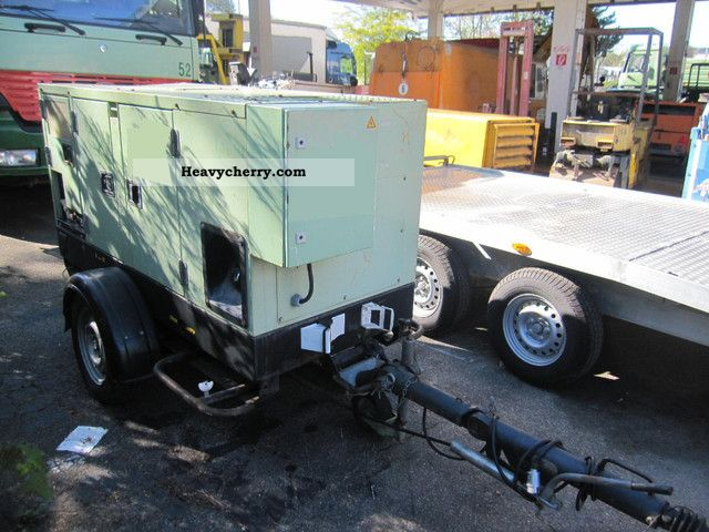 1994 Atlas Copco  QAS 48 - Generator Construction machine Other construction vehicles photo