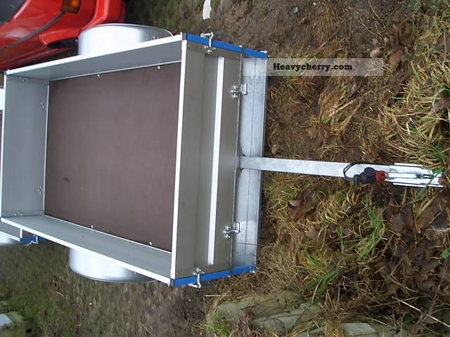 2011 Barthau  KA750 Trailer Trailer photo