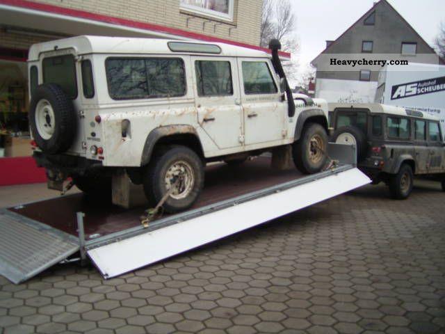Barthau TK 3002 tilting, only 540mm loading height! 2011 Car