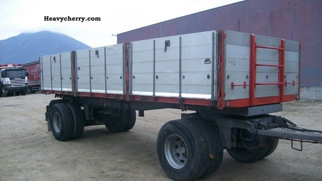 1988 BNG  ZORZI Trailer Other trailers photo