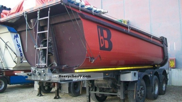 2003 BNG  BIANCHI TORNADO Semi-trailer Tipper photo