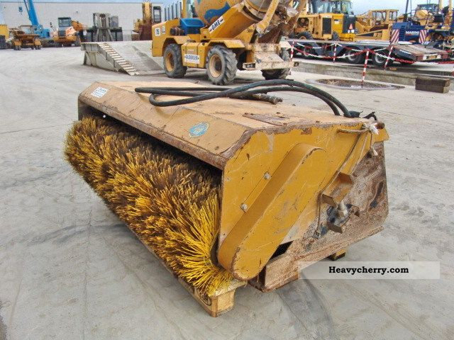 2006 Bobcat  broom Construction machine Other substructures photo
