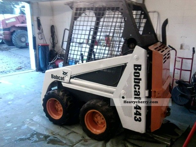 Bobcat 443 2011 Other Construction Vehicles Photo And Specs