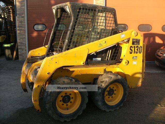 2007 Bobcat  S130 Construction machine Wheeled loader photo