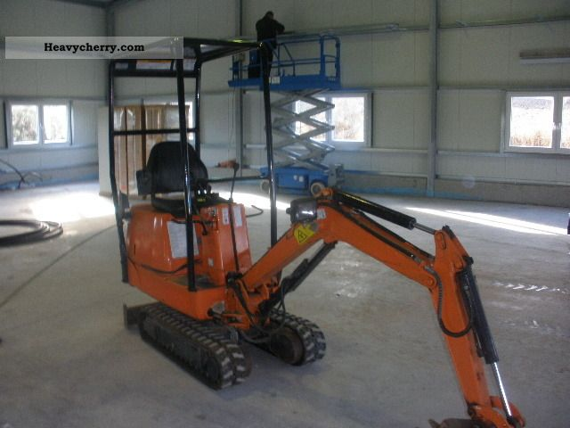 2005 Bobcat  316 Construction machine Mini/Kompact-digger photo
