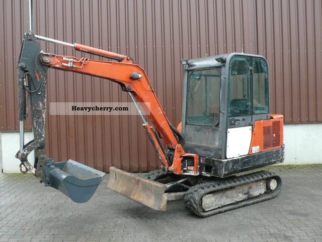 1998 Bobcat  X 331 Construction machine Mini/Kompact-digger photo