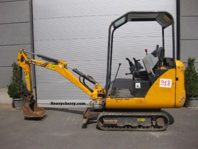 2008 Bobcat  319K (918) Construction machine Mini/Kompact-digger photo