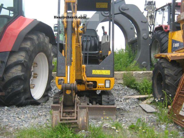 2007 Bobcat  319 Construction machine Mini/Kompact-digger photo