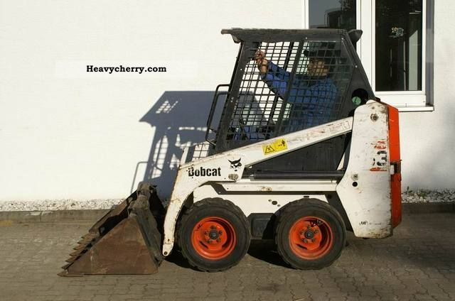 2005 Bobcat  463 - Shovel, SW, 3rd Circle Construction machine Wheeled loader photo