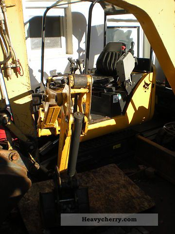 2008 Bobcat  319 Construction machine Mini/Kompact-digger photo