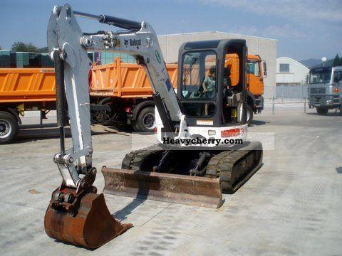 2004 Bobcat  435 Construction machine Mini/Kompact-digger photo