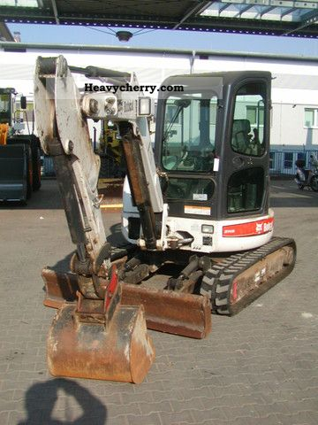 Bobcat Mt52 Mini Track Loader further Bobcat 430 Mini Excavator as well Ym9iY2F0IG1pbmkgZXhjYXZhdG9yIGJ1Y2tldHM together with B0bcat 2570 Hydraulic Breaker Hammer For Bobcat Excavator 2 additionally Kubota Trackhoe Mini Excavator. on bobcat 435 mini excavator specs