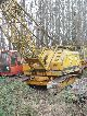 Demag  B 410 LCB crawler crane 1974 Caterpillar digger photo