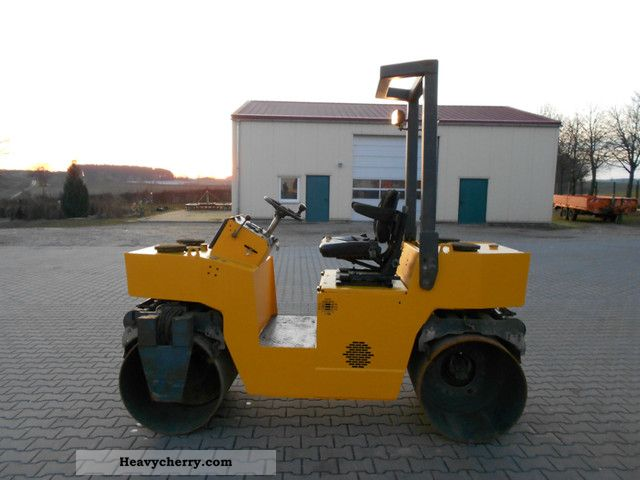 1997 BOMAG  Vibromax Ty. W152 Construction machine Rollers photo