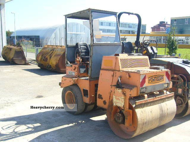 1992 BOMAG  BW 120 AC-H Construction machine Rollers photo