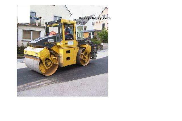 2003 BOMAG  BW 174 AD-AM Construction machine Rollers photo