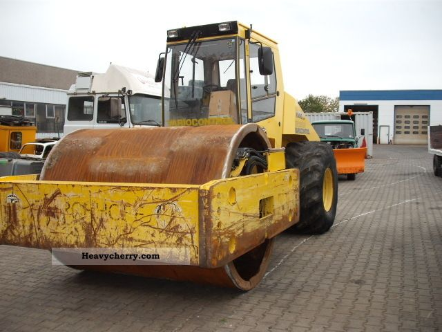 2003 BOMAG  BW 225 D-3 Variocontrol Construction machine Rollers photo