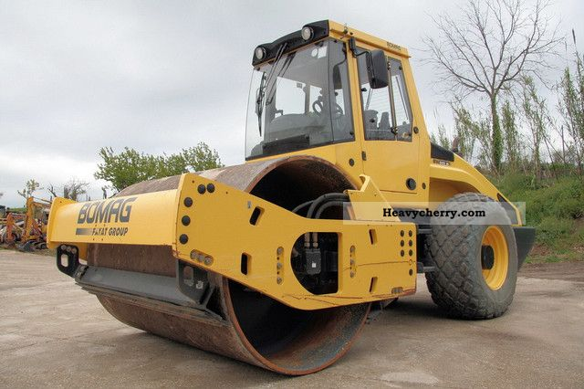 2008 BOMAG  BW213D4 Construction machine Rollers photo