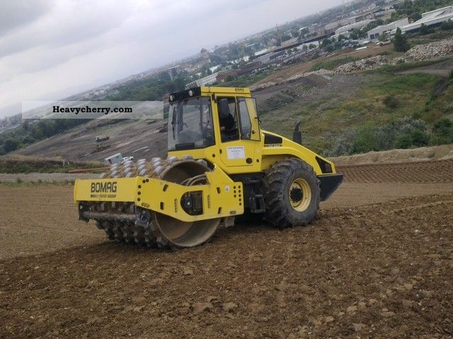2008 BOMAG  BW 214 PDHC-4 Construction machine Rollers photo