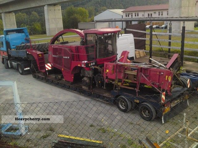 1991 Broshuis  Deep bed Semi-trailer Low loader photo