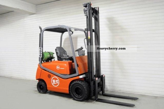 2002 BT  CBG 15, SS, 2344Bts ONLY! Forklift truck Front-mounted forklift truck photo