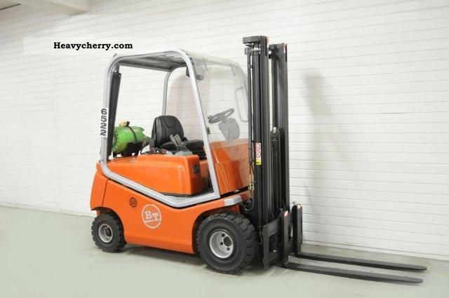 2006 BT  C4G 150 D, SS, FREE LIFT ONLY 2758Bts! Forklift truck Front-mounted forklift truck photo