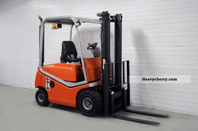 2006 BT  C4D 150D, SS, 5834Bts ONLY! Forklift truck Front-mounted forklift truck photo
