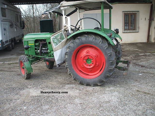 1965 Deutz-Fahr  4005 Agricultural vehicle Tractor photo
