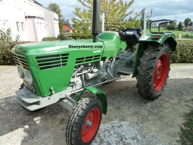 1970 Deutz-Fahr  5506 Agricultural vehicle Tractor photo