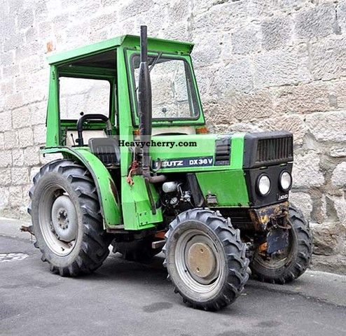 1979 Deutz-Fahr  DX 36 VA Agricultural vehicle Tractor photo
