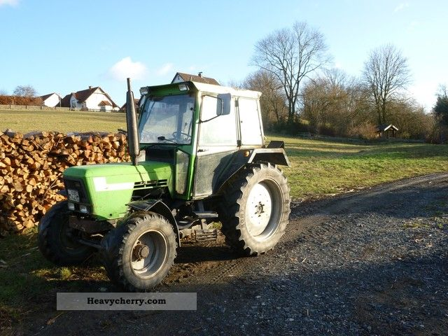 1983 Deutz-Fahr  6507 C Agricultural vehicle Tractor photo