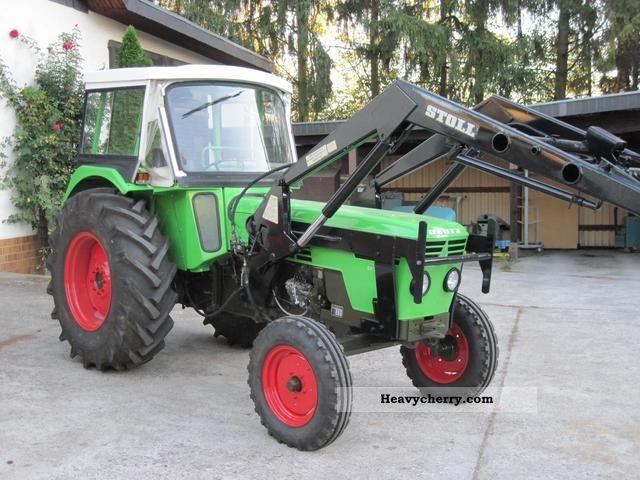 1976 Deutz-Fahr  7206 Agricultural vehicle Tractor photo