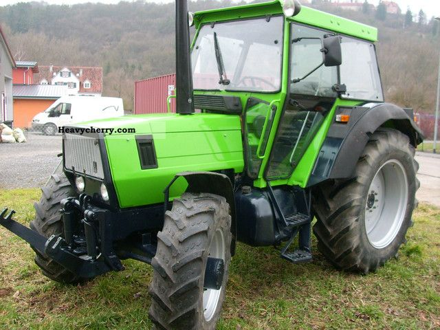 1984 Deutz-Fahr  New DX 4.50 / D 1037 engine Agricultural vehicle Tractor photo